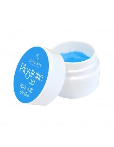 PLASTICINE GEL PLASTILINA 3D BLUE