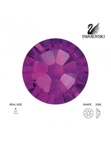 Swarovski® 2058 Amethyst SS5 (1.70-1.90mm)