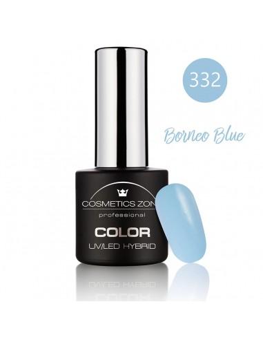 HYBRID COLOR BORNEO BLUE 332