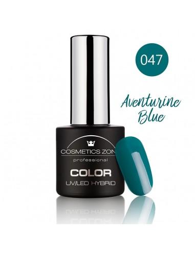 HYBRID AVENTURINE BLUE 047